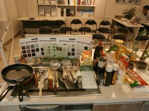 キッチン収納セミナー
