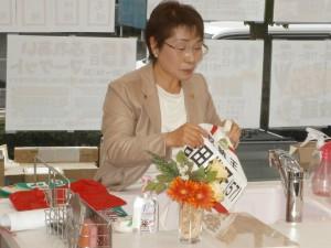 吉田トシコ収納セミナー