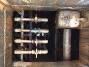 浄化槽内汲取り完了2