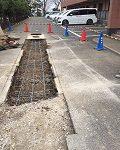 1215浄化槽開口部コンクリート復旧1-1