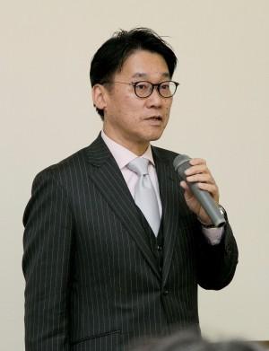 創研社員総会2017総合企画室